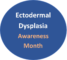 Ectodermal Dysplasia Awareness Month event